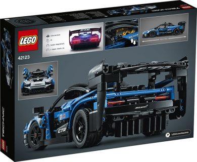 LEGO 42123 Technic – McLaren Senna GTR