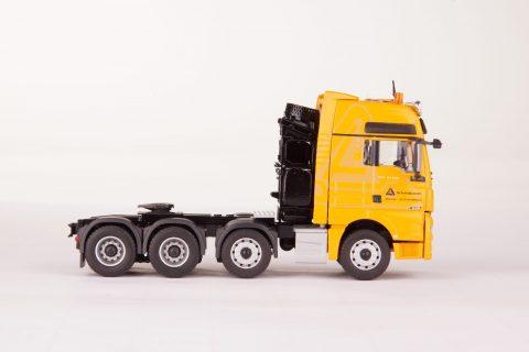 "MAN TGX XXL D38 41.640 Trattore per carichi pesanti ""SCHMIDBAUER"" – CONRAD – 76001/01"