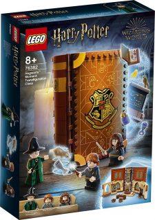 LEGO 76382 Harry Potter – Lezione di trasfigurazione a Hogwarts