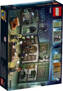 LEGO 76383 Harry Potter – Lezione di pozioni a Hogwarts