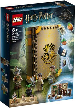 LEGO 76384 Harry Potter – Lezione di erbologia a Hogwarts