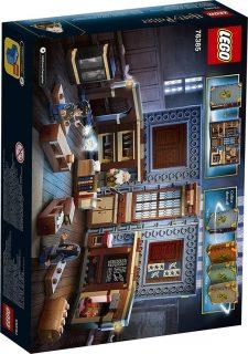 LEGO 76385 Harry Potter – Lezione di incantesimi a Hogwarts