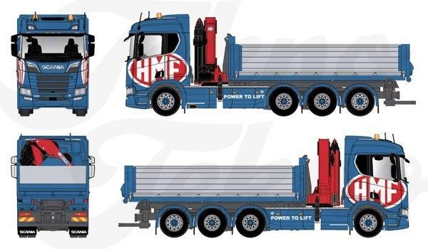 HMF - TEKNO - 76538-1 - 1:50