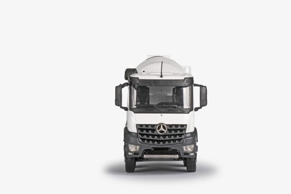 STETTER truck mixer on MERCEDES-BENZ Arocs - CONRAD - 78131/01 - 1:50