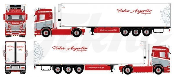 Fabio Aegerter - TEKNO - 81546 - 1:50