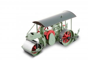Rullo HAMM a tre ruote costruito nel 1911 – CONRAD – 1049/01 – 1:50