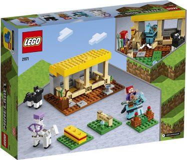 LEGO 21171 Minecraft – La scuderia