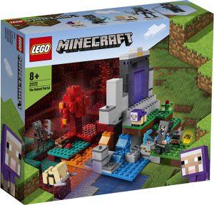 LEGO 21172 Minecraft – Il portale in rovina