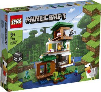 LEGO 21174 Minecraft – La casa sull'albero moderna