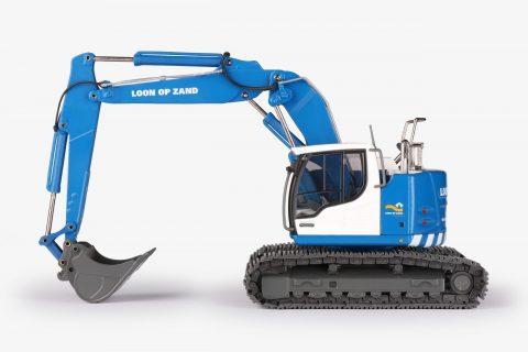 Escavatore cingolato Liebherr R926 C Compact – CONRAD – 2204-06 – 1:50