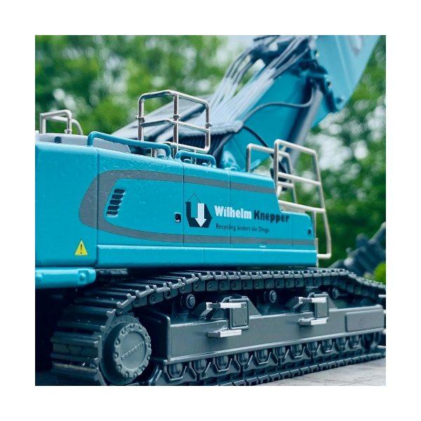 LIEBHERR R960 demolition HRD escavatore cingolato da demolizione Wilhelm Knepper - CONRAD - 2205-12 - 1:50
