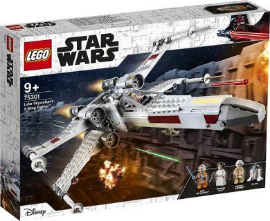LEGO 75301 – Star wars X-wing fighter di Luke Skywalker