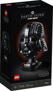LEGO 75304 Star Wars – Casco di Darth Vader