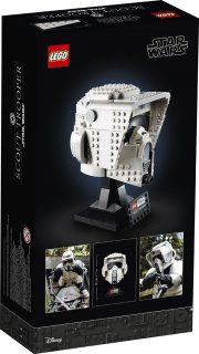 LEGO 75305 – Star Wars – Casco da Scout Trooper