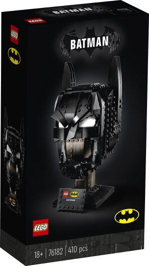 LEGO 76182 Super Heroes DC Comics – Cappuccio di Batman