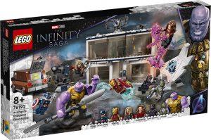 LEGO 76192 Super Heroes Marvel The Infinity Saga – Avengers: Endgame, la battaglia finale