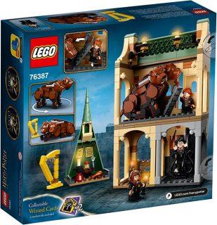 LEGO 76387 Harry Potter – Hogwarts: Incontro con Fuffi