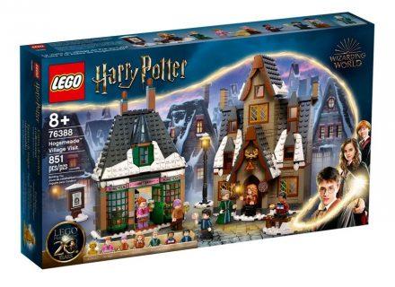 LEGO 76388 – Harry Potter – Visita al villaggio di Hogsmeade