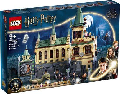 LEGO 76389 Harry Potter – La Camera dei Segreti di Hogwarts