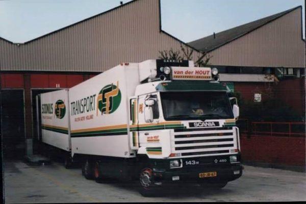 Hout van der, Transport - TEKNO - 81344 - 1:50