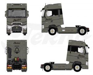 Renault T Berliet Edition – TEKNO – 82233 – 1:50