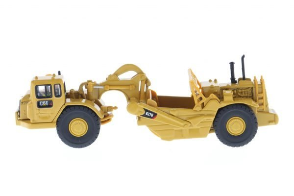 627G Wheel Tractor Scraper - DIECAST MASTER - 85134 - 1:87