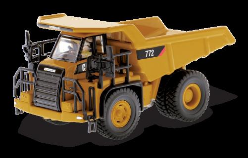 772 Off-Highway Truck – DIECAST MASTER – 85261 – 1:87
