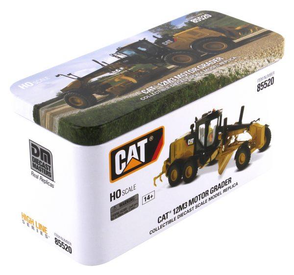12M3 Motor Grader - DIECAST MASTER - 85520 - HO 1:87