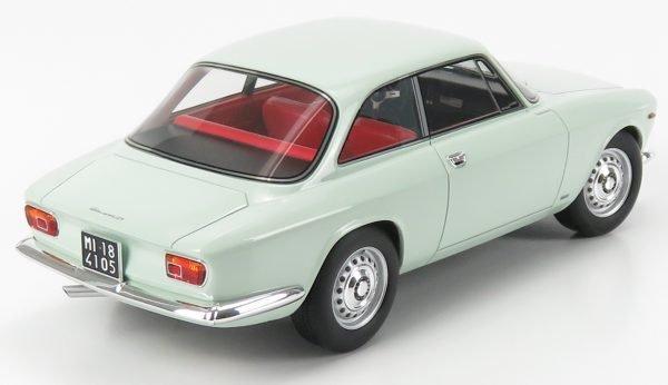 ALFA ROMEO - ALFA ROMEO GIULIA 1600 SPRINT GT 1963 - MITICA - 100010 - 1:18