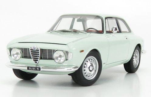 ALFA ROMEO – ALFA ROMEO GIULIA 1600 SPRINT GT 1963 – MITICA – 100010 – 1:18