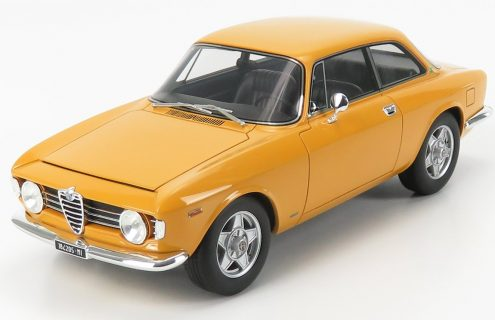 ALFA ROMEO – ALFA ROMEO GIULIA SPRINT GT 1600 VELOCE – CAMPAGNOLO WHEELS 1965 – MITICA – 100011 – 1:18