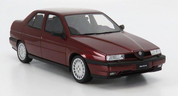 ALFA ROMEO – 155 2.5 V6 1992 – MITICA – 100021 – 1:18