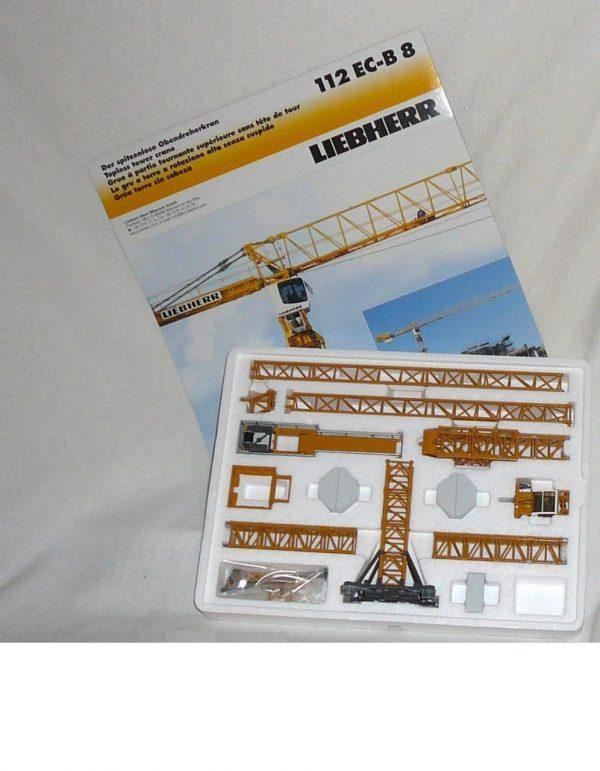 Liebherr 112 EC-B 8 - CONRAD - 2026/0 - 1:50