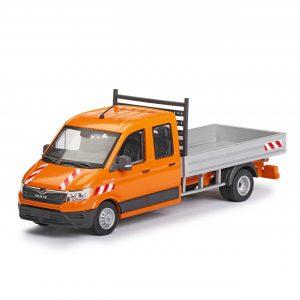 Camion pianale MAN TGE – CONRAD – 1616-0 – 1:50