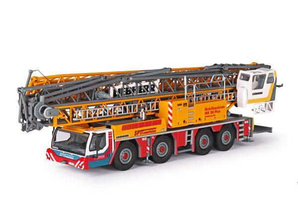 Gru mobile da cantiere Liebherr MK 88 - CONRAD - 2106-20 - 1:50