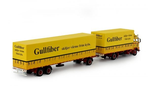 Gullfiber - VOLVO - TEKNO - 73006 - 1:50