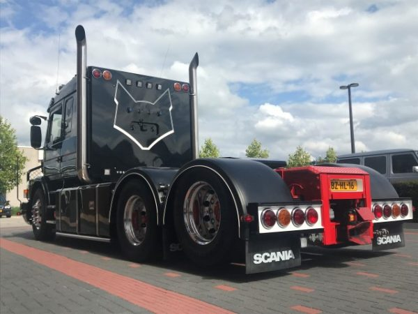 Voskamp Truckstyling - SCANIA - TEKNO - 80741 - 1:50
