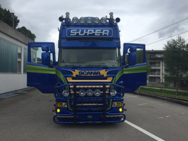 Stirnimann - Scania - Tekno - 81862 - 1:50