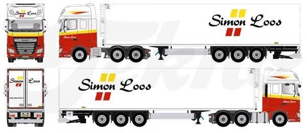 Loos, Simon - DAF - TEKNO - 81885 - 1:50
