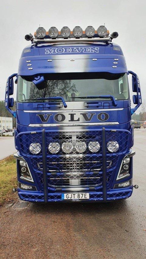 Eds Trafrakt - Moelven - VOLVO - TEKNO - 82189 - 1:50