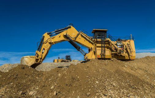 Cat® 6060 Hydraulic Mining Shovel – Escavatore rovescio – Backhoe – 1/48 – CCM – Classic Construction Models ***PREORDER / PREORDINE CON CAPARRA*** prezzo finale non comunicato