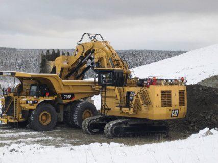 Cat® 6060 Hydraulic Mining Shovel – Escavatore frontale da miniera – Face Shovel  – 1/48 – CCM – Classic Construction Models ***PREORDER / PREORDINE CON CAPARRA*** prezzo finale non comunicato