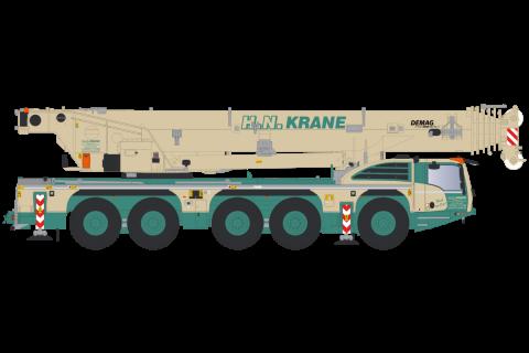 H.N. Krane Demag AC250-5 – IMC – 32-0123 – 1:50