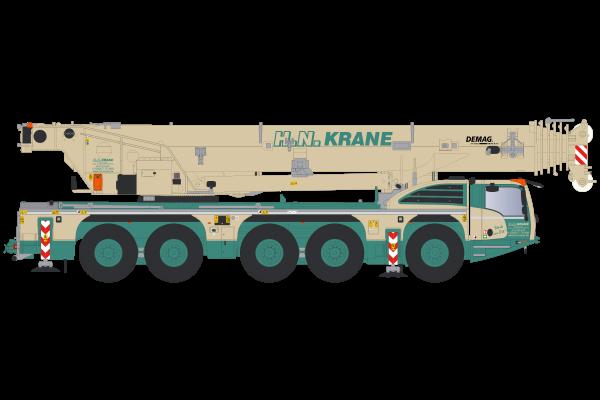 H.N. Krane Demag AC250-5 - IMC - 32-0123 - 1:50