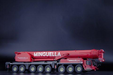 Minguella Liebherr LTM1450-8.1 – IMC – 32-0109 – 1:87
