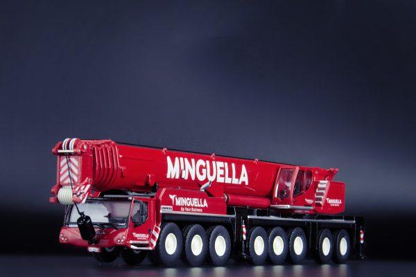Minguella Liebherr LTM1450-8.1 - IMC - 32-0109 - 1:50