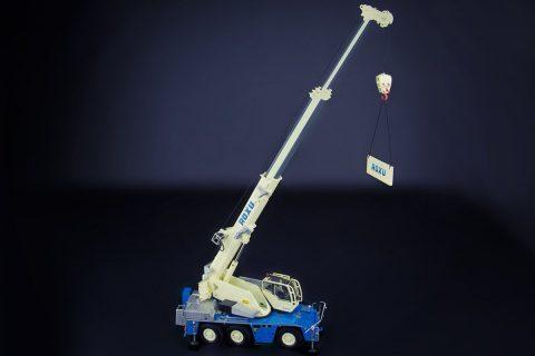 Roxu Demag AC 45 City Crane – IMC – 33-0173 – 1:50
