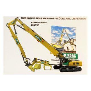 LIEBHERR R960 demolition HRD escavatore cingolato da demolizione Korz – Conrad – 2205/13