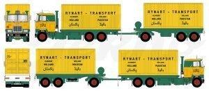 Rynart Transport – Mack – Tekno – 71661 – 1:50