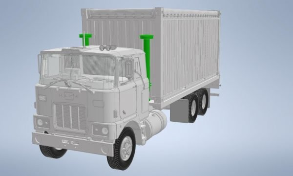 Rynart Transport - Mack - Tekno - 71661 - 1:50